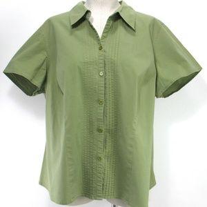 Venezia - Button Front Shirt Blouse Sz 18/20 (tag)